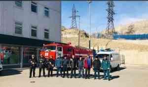Тактико-специальные учения прошли в Гергебильском районе