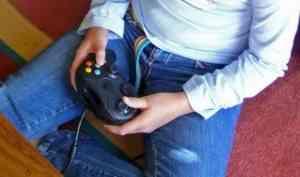 В День защитника Отечества двое новодвинцев украли игровые приставки