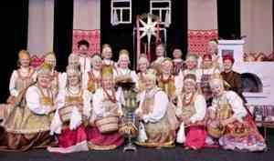 Театр фольклора «Радеюшка» споет для милых дам в преддверии женского дня