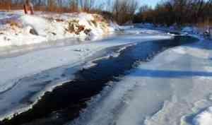 В Архангельской области весной ожидают сложный паводок