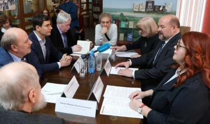 ВАрхангельске подвели итоги присуждения премии имени Фёдора Абрамова «Чистая книга»