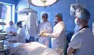 Современные урологические операции делают в Архангельской областной детской больнице