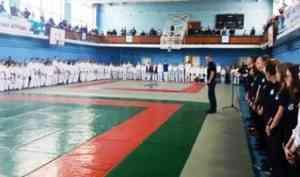 «Кубок спецназа»: в Новодвинске состоялось первенство Росгвардии по рукопашному бою среди молодежи