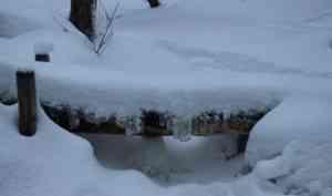 В мартовские праздники в Архангельской области ожидаются «температурные качели» и гололёд