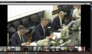 Рабочая группа Минобрнауки России обсудила текущее положение дел в условиях предупреждения распространения инфекции COVID-19