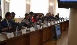 Марат Есеев: САФУ работает на реализацию основных задач национального проекта «Наука»
