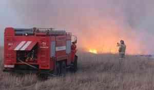 МЧС России проводятся мероприятия по защите населения и территорий от природных пожаров