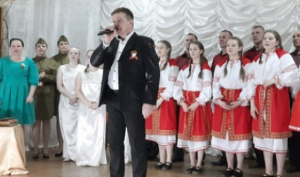 «Фронтовой идет концерт» - к 75-летию Победы в Вельском районе исполнят военные песни