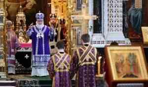 Патриарх Кирилл: Не слушайте проповеди неразумных священнослужителей