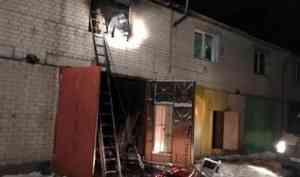 В Северодвинске мужчина погиб от отравления дымом в гаражном боксе