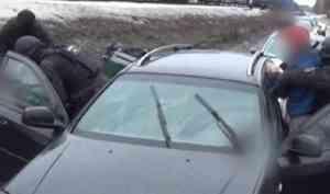 Игрянул «Гром»: вКаргополе задержали барыгу с300 граммами «синтетики»