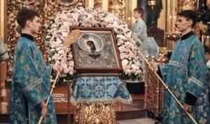 Патриарх Кирилл 3 апреля объедет Москву с иконой Божией Матери «Умиление»