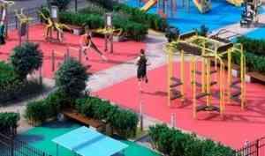 «Аквилон Инвест»: Street workout* вместо фитнес-центра