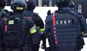 В Архангельске при участии СОБР Росгвардии пресечена незаконная игорная деятельность