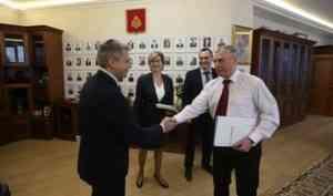 Первый заместитель Министра МЧС России Александр Чуприян провел встречу с главными редакторами ведомственных изданий