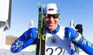 Северодвинский лыжник Алексей Шемякин завершил сезон