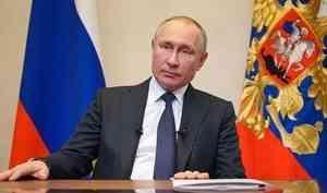 Путин снова выступит перед народом