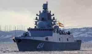 Фрегат «Адмирал Горшков» идёт в Северодвинск на модернизацию