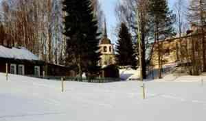 Православные петербуржцы пожертвовали Пинежскому благочинию больше тысячи книг