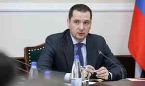 Новая метла: что известно о врио губернатора Архангельской области Александре Цыбульском