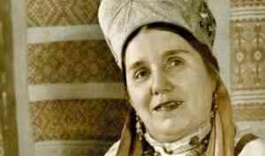 Жизнь, отданная песне: в Поморье чтят память Антонины Колотиловой