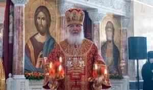 Патриарх назвал самоизоляцию подвигом. Публикуем его обращение