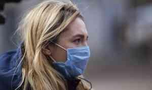 Заболеваемость в Архангельской области в четыре раза ниже, чем по России