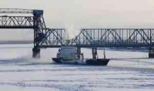 Архангельский порт работает в режиме коллективной самоизоляции