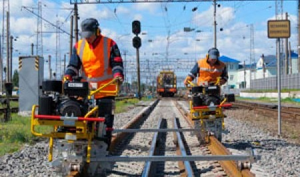 Оборудование для ремонта железных дорог в наши дни