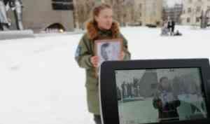 Почти сотня рассказов о героях-северянах пополнила виртуальную книгу истории Победы