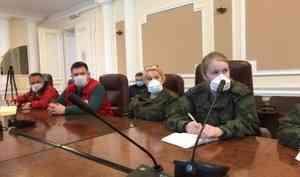 Российско-Сербский гуманитарный центр оказывает помощь сербской стороне в борьбе с коронавирусом
