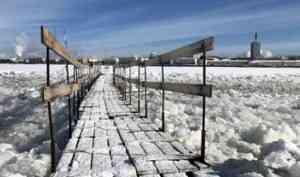 С 7 апреля на линию Пур-Наволок – Кего в Архангельске выйдут буксиры