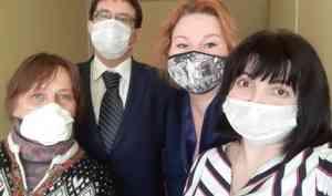 За нарушение режима самоизоляции оштрафовали участницу бессрочки в Архангельске