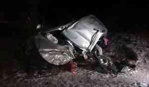 ВХолмогорский районный суд направлено уголовное дело оДТП, вкотором погибли 3 человека