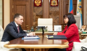 Александр Цыбульский: «Проект по созданию арктического НОЦ важен для региона»