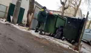 В Поморье с 1 марта на несколько копеек изменится плата за вывоз мусора