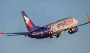 «Smartavia» : Из-за эпидемии коронавируса мы вынуждены сокращать рейсы, но об их отмене речи не идёт