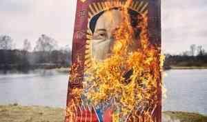 Донской снова жжОт. Бывший мэр Архангельска наплевал в душу китайскому народу