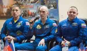 С Байконура запустили ракету с космонавтом из Архангельской области