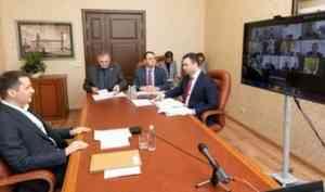 Александр Цыбульский встретился с предпринимателями региона