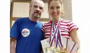 Звание мастера спорта России международного класса присвоено архангелогородке Маргарите Калиневич