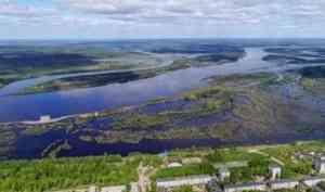 Паводковая ситуация 15 мая
