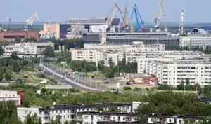 Случаи заболевания COVID-19 в Северодвинске составляют более 40 процентов от общего числа заражённых