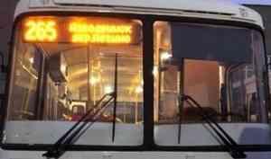 На маршрут Новодвинск – Негино вышли три новых автобуса