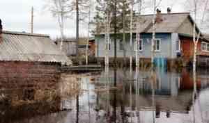 В Вельском районе ущерб от паводка составил почти 21 миллион рублей