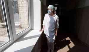 В Архангельской области за сутки выявлено 169 случаев с COVID-19. Данные оперштаба России