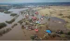 В Архангельской области оценивают ущерб от паводка