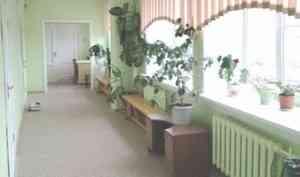 Завершен второй этап ремонта дневного стационара в Архангельской больнице №6