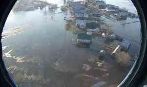 Подтопленными вобласти остаются 10 населенных пунктов