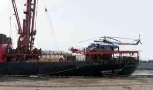 Сегодня изАрхангельска вАрктику отправился «Михаил Сомов»